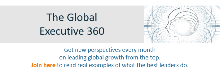 Get access to The Global Executive 360