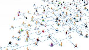 vertical-horizontal network dialogs